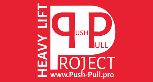 Push Pull Project Company Logotip